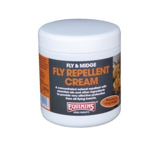 Fly Repellent Cream Equimins